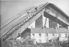 Claddau Bridge Collapse